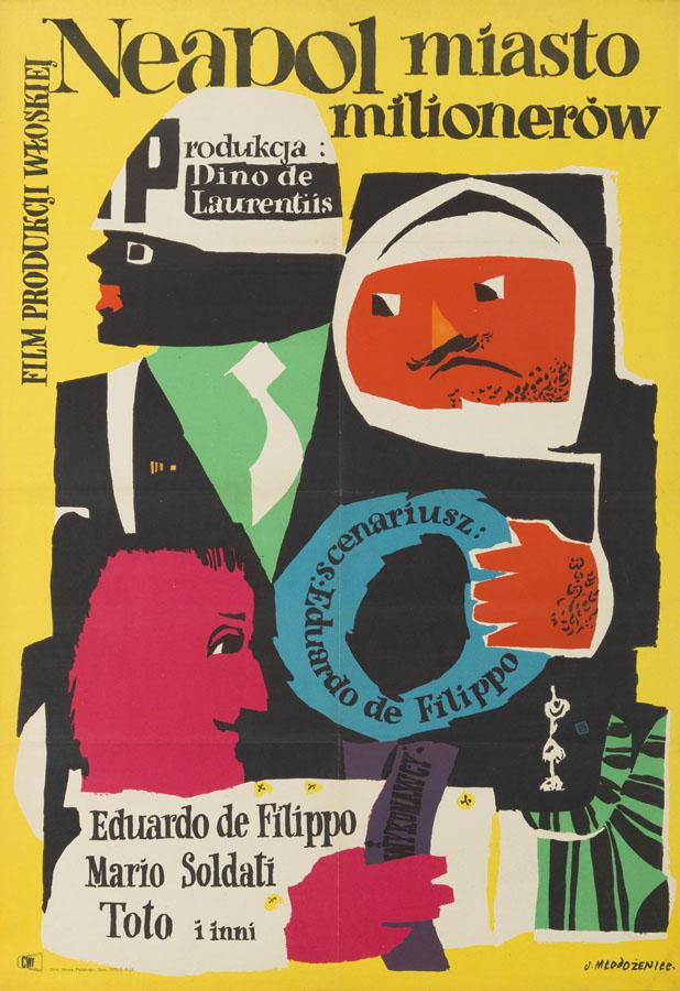 Neapol miasto milionerów, 1958 r.