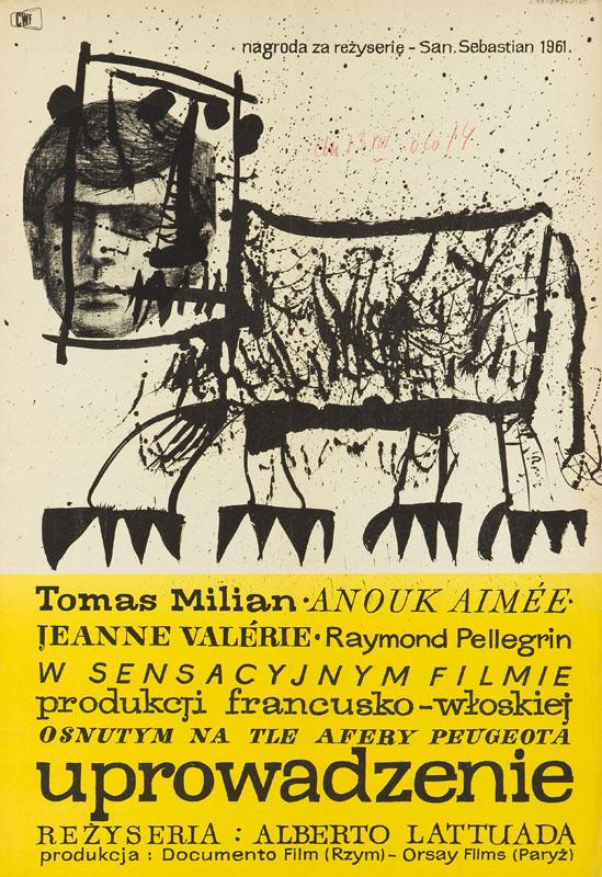 Uprowadzenie, 1962 r.