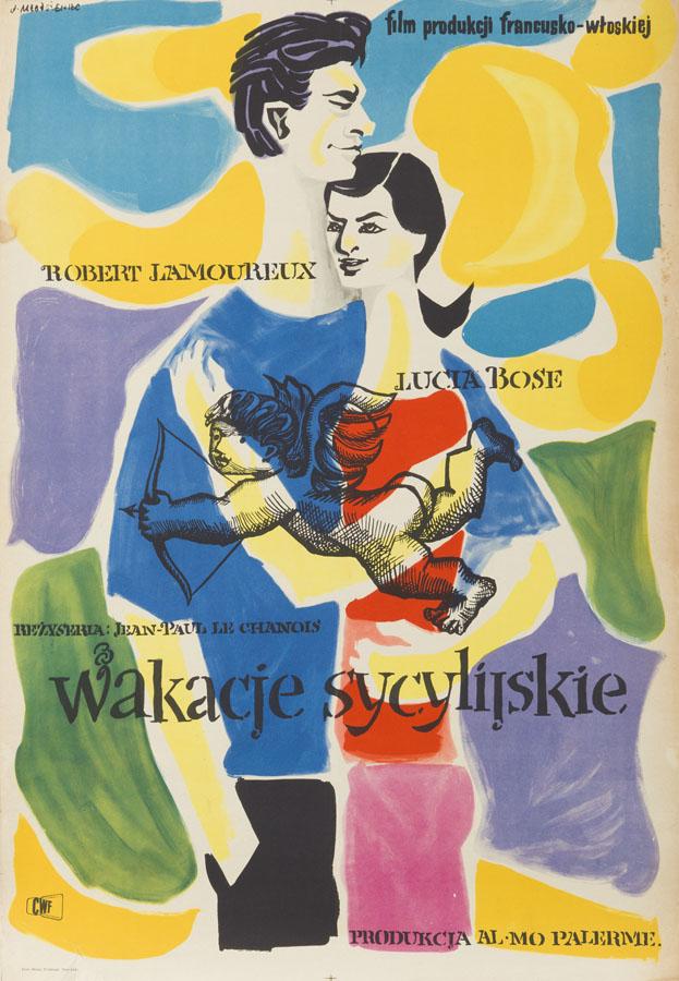 Wakacje sycylijskie, 1956 r.