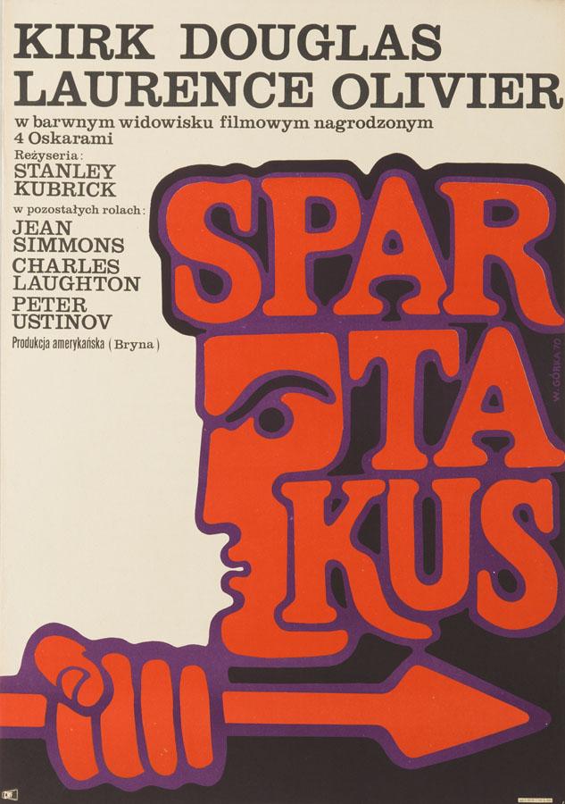 Spartakus, 1970 r.