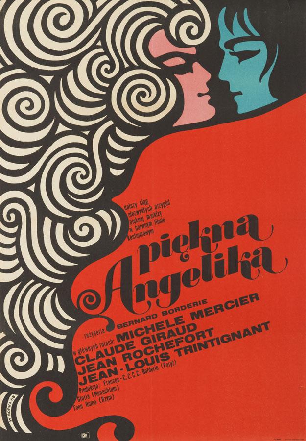 Piękna Angelika, 1968 r.