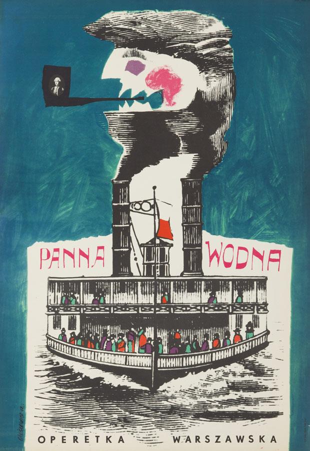 Panna Wodna, 1962 r.