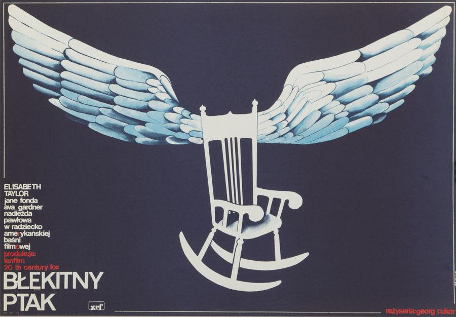 Błękitny ptak, 1979 r.