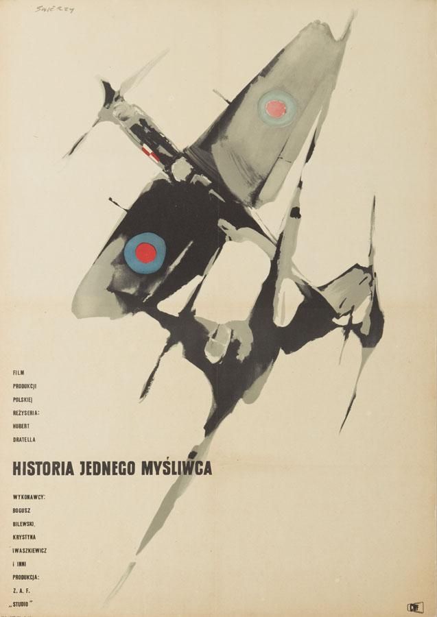 Historia jednego myśliwca, 1958 r.