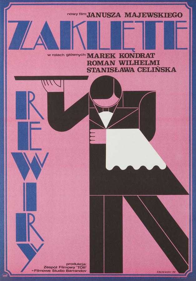 Zaklęte rewiry, 1975 r.
