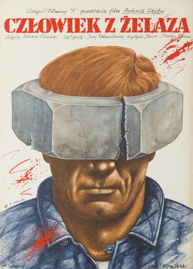Człowiek z żelaza, 1981 r.