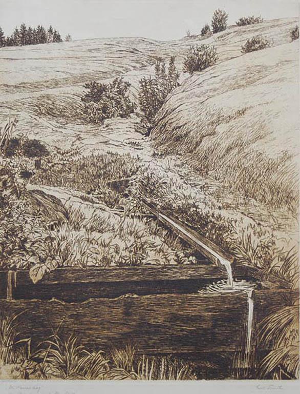 Korytko wodne, 1934