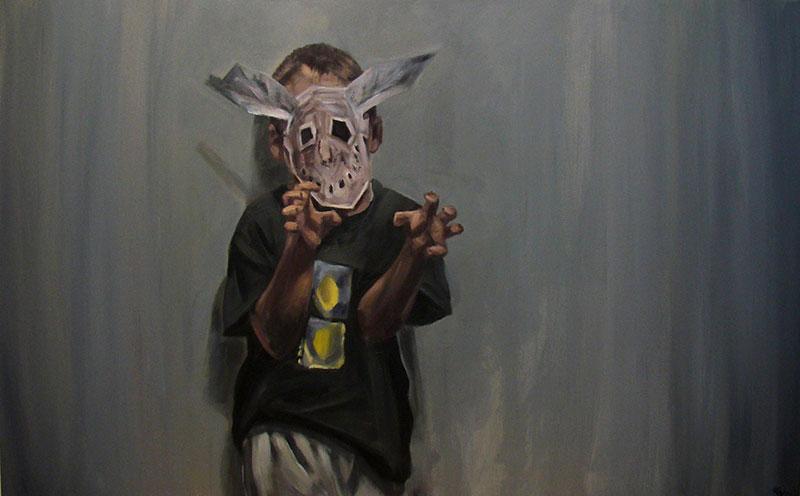 Janio - figura w kształcie potwora, 2016
