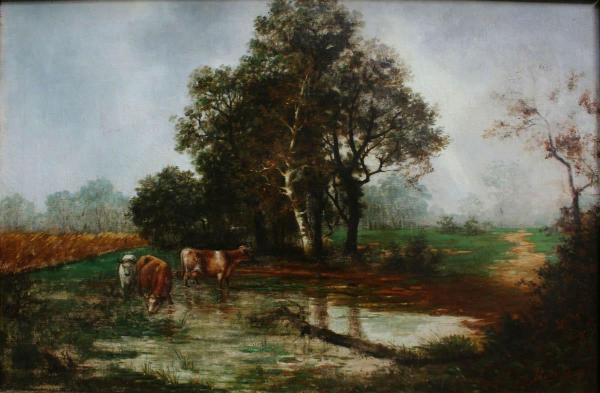 J. Deneubourg (XIX/XX w.)