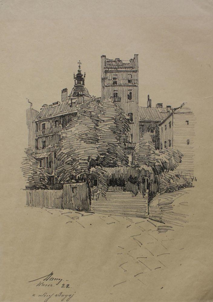 Z ulicy Bugaj (1922)