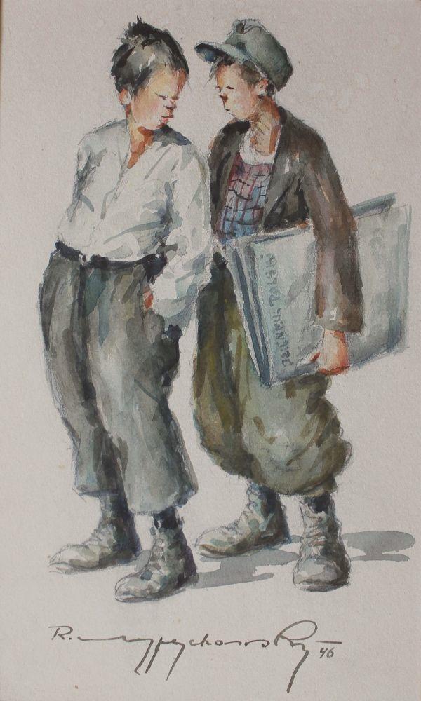 Gazeciarze (1946)