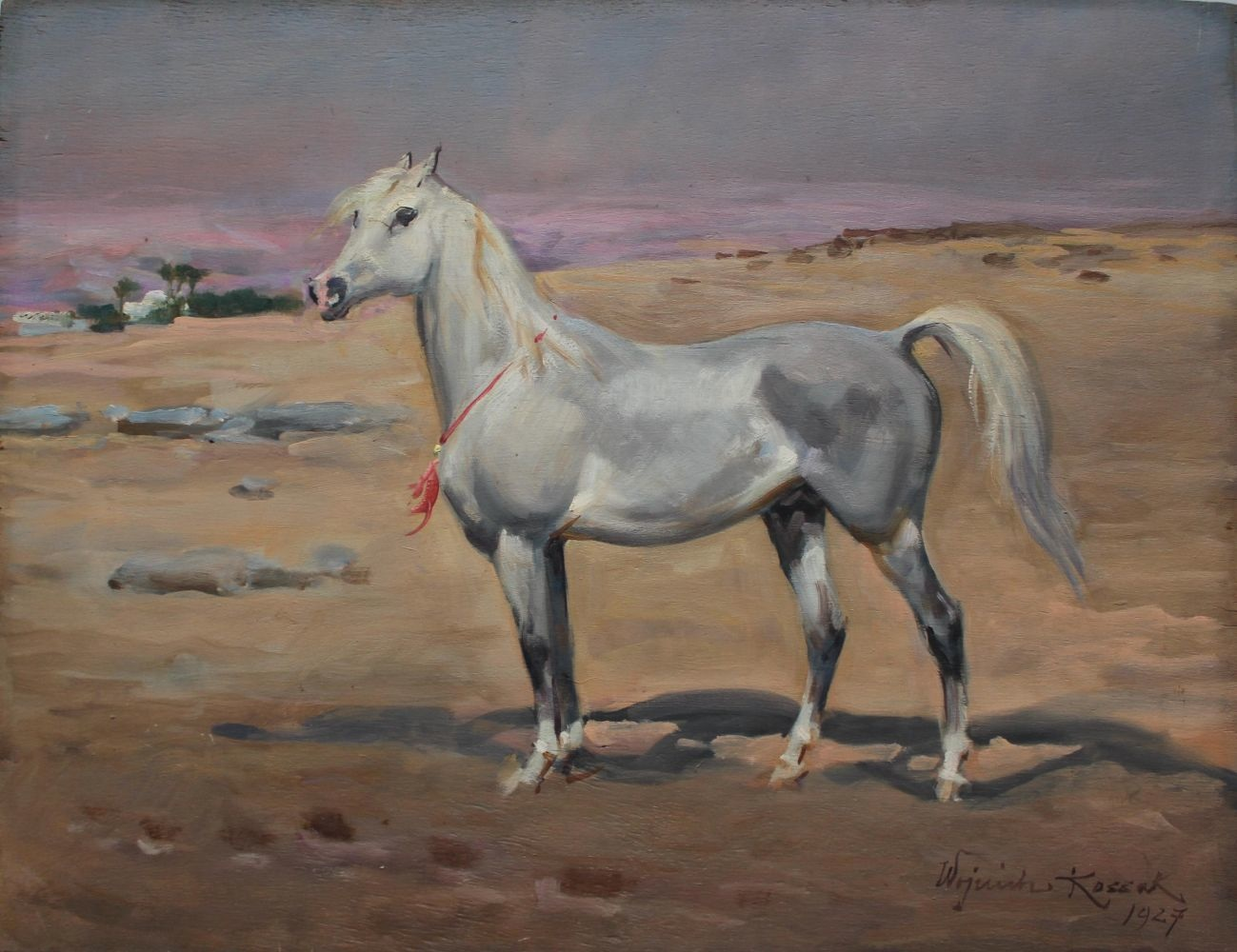 Koń arabski (1927)