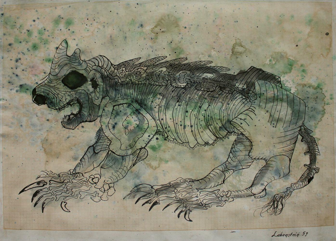 Zwierzę (1959)