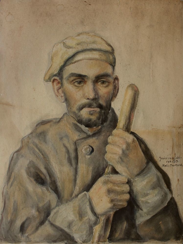 Jeniec rosyjski (1917)