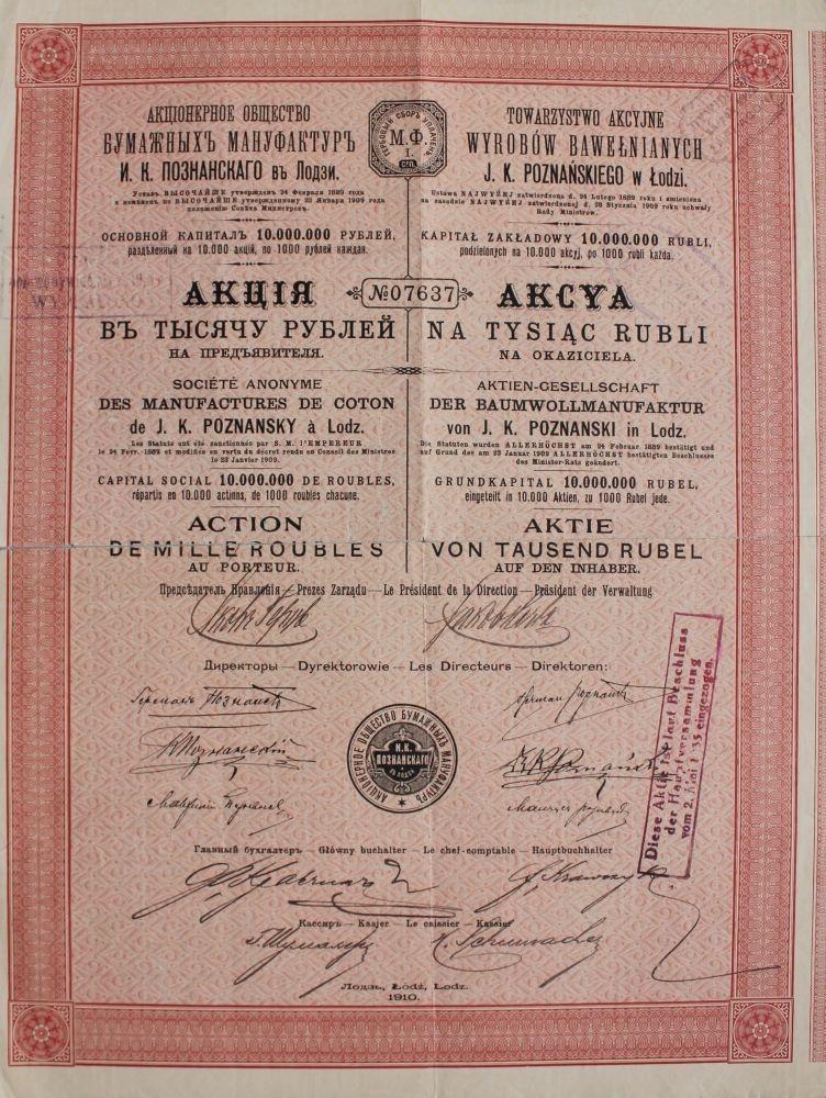 Akcja na 1000 rubli.