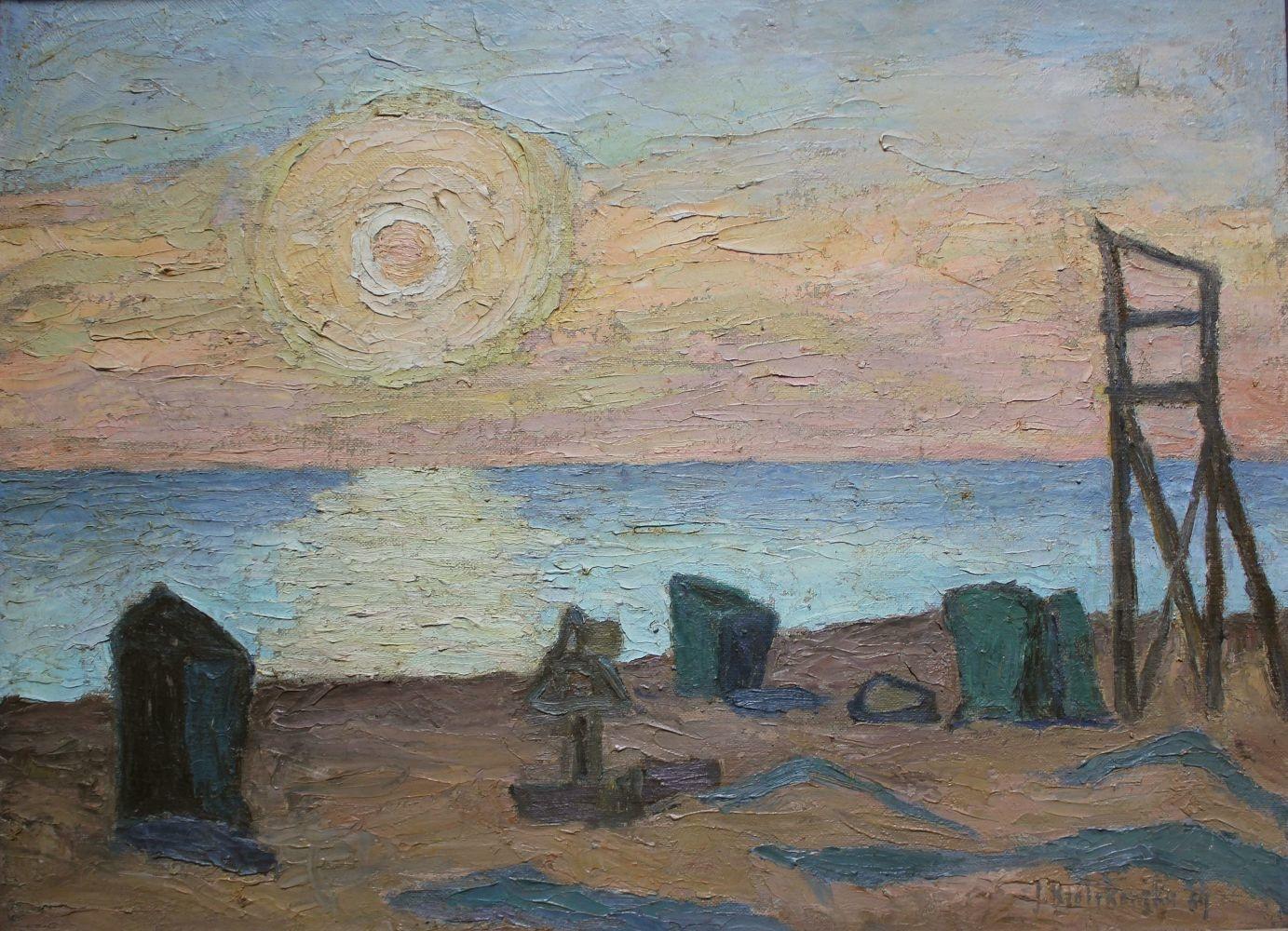 Pusta plaża (1964)