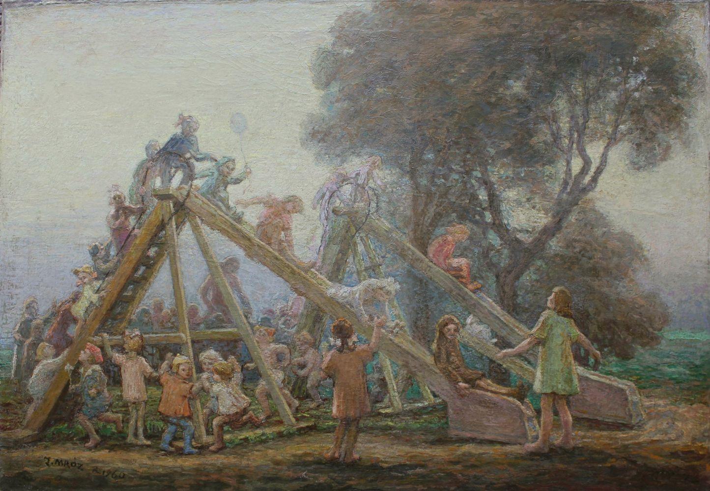 Plac zabaw (1960)