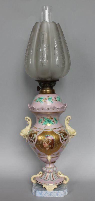 Lampa naftowa (pocz.XX w.)