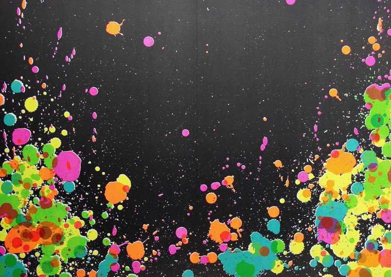 Abstrakcja barwna