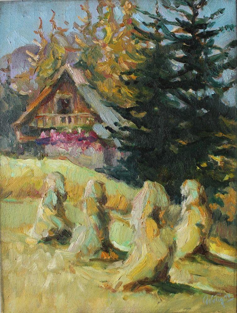 Stogi w Zakopanem