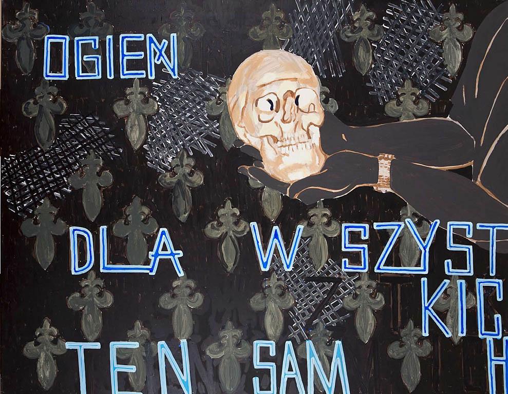 DLA WSZYSTKICH TEN SAM OGIEŃ, 2004 R.
