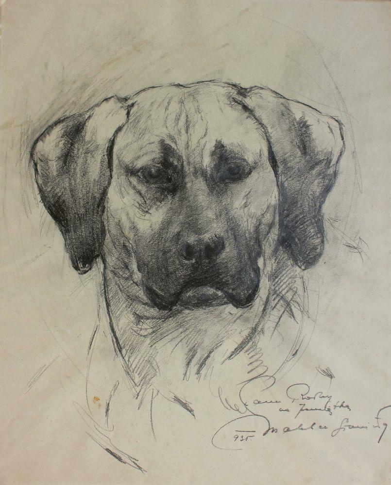 Głowa psa (1935)