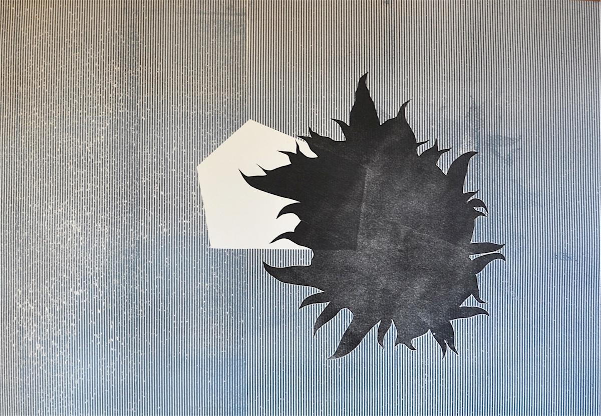Czarna Roślina (z cyklu Wyspy/Rośliny), 2016