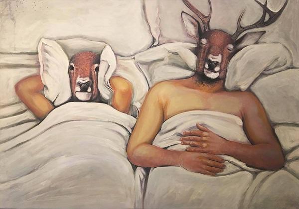 W łóżku 2016