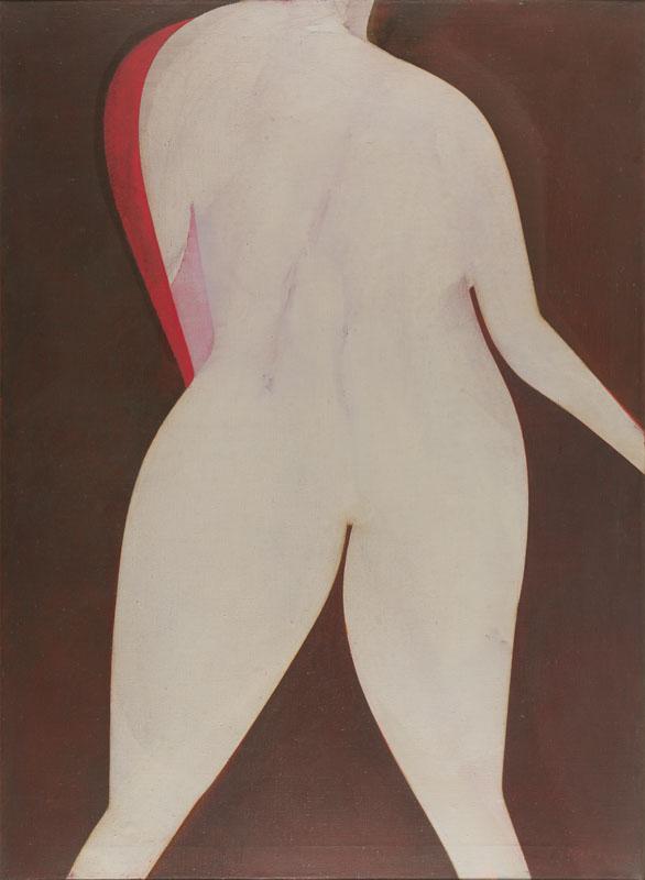 Obraz XI/90, 1990 r.