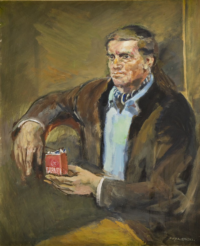 Portret Dr. W.S., 1984 r.