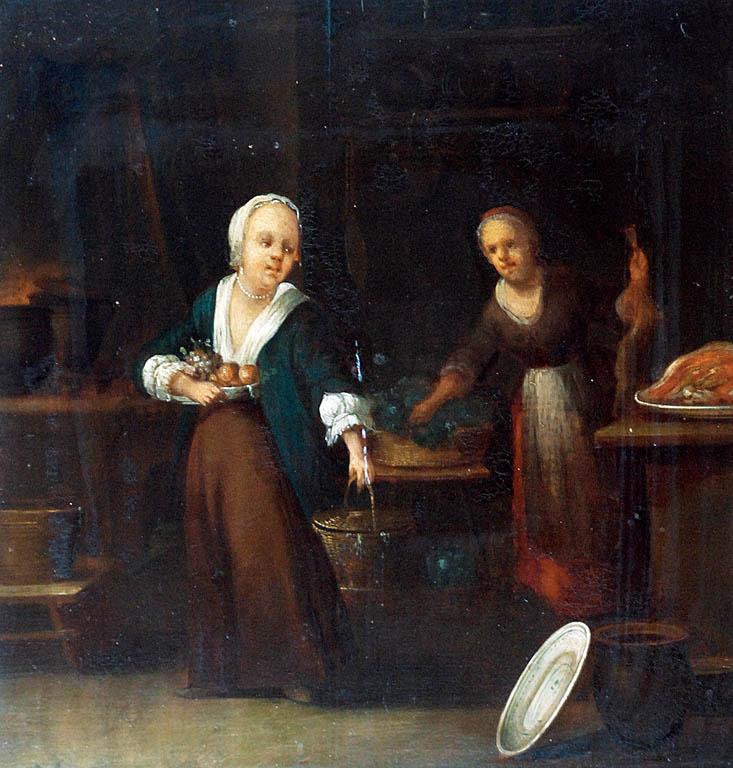 Scena w kuchni