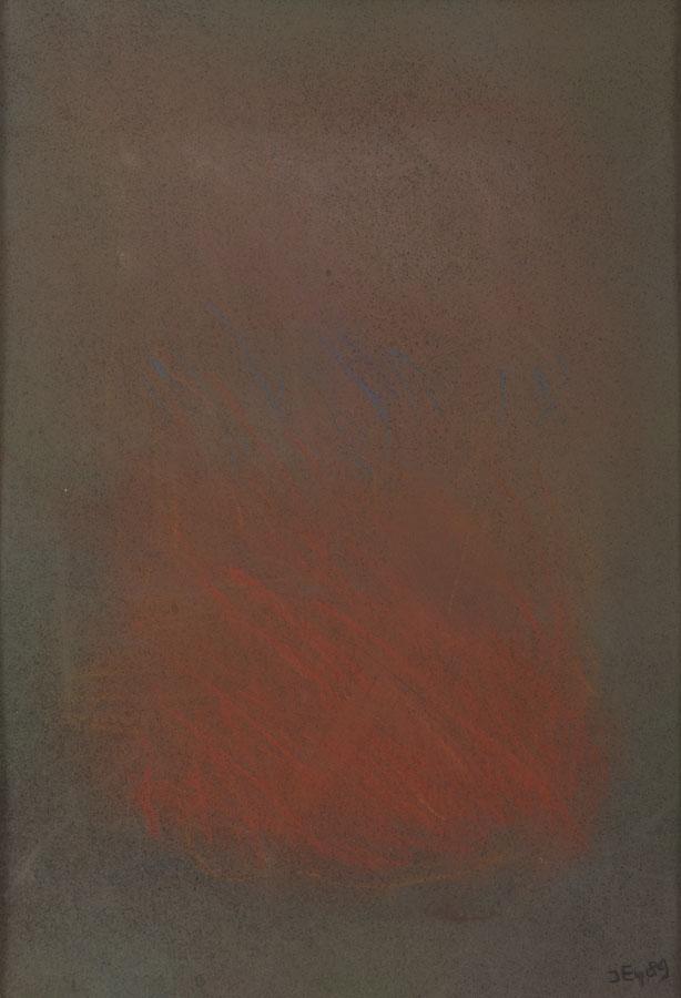 Kompozycja abstrakcyjna, 1989 r.