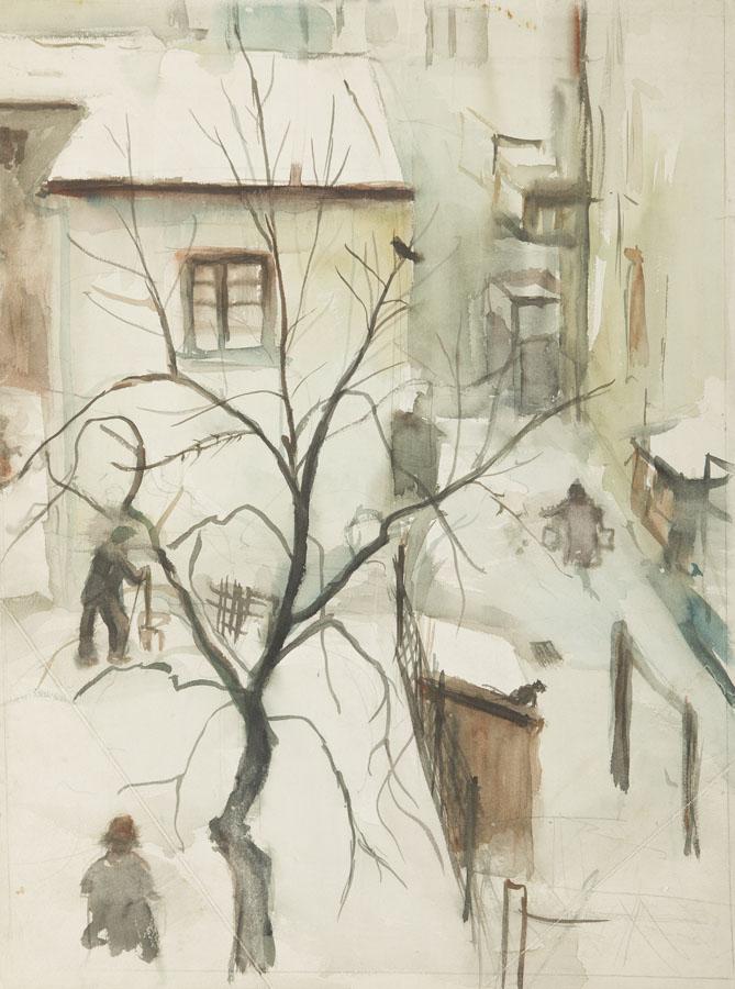 Tymon Niesiołowski (1882 Lwów - 1965 Toruń) (?)