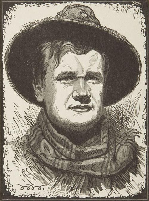 Autoportret, około 1946 r.