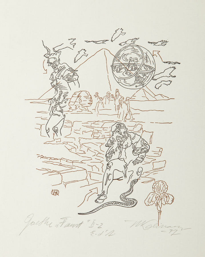 Goethe Faust, 1977 r.