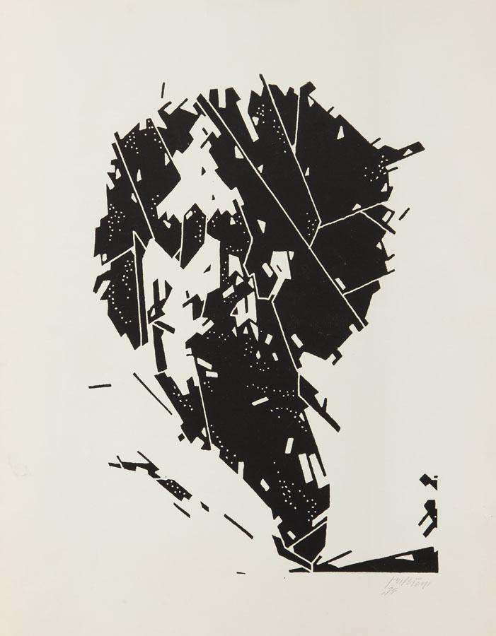 Portret mężczyzny, 1975 r.