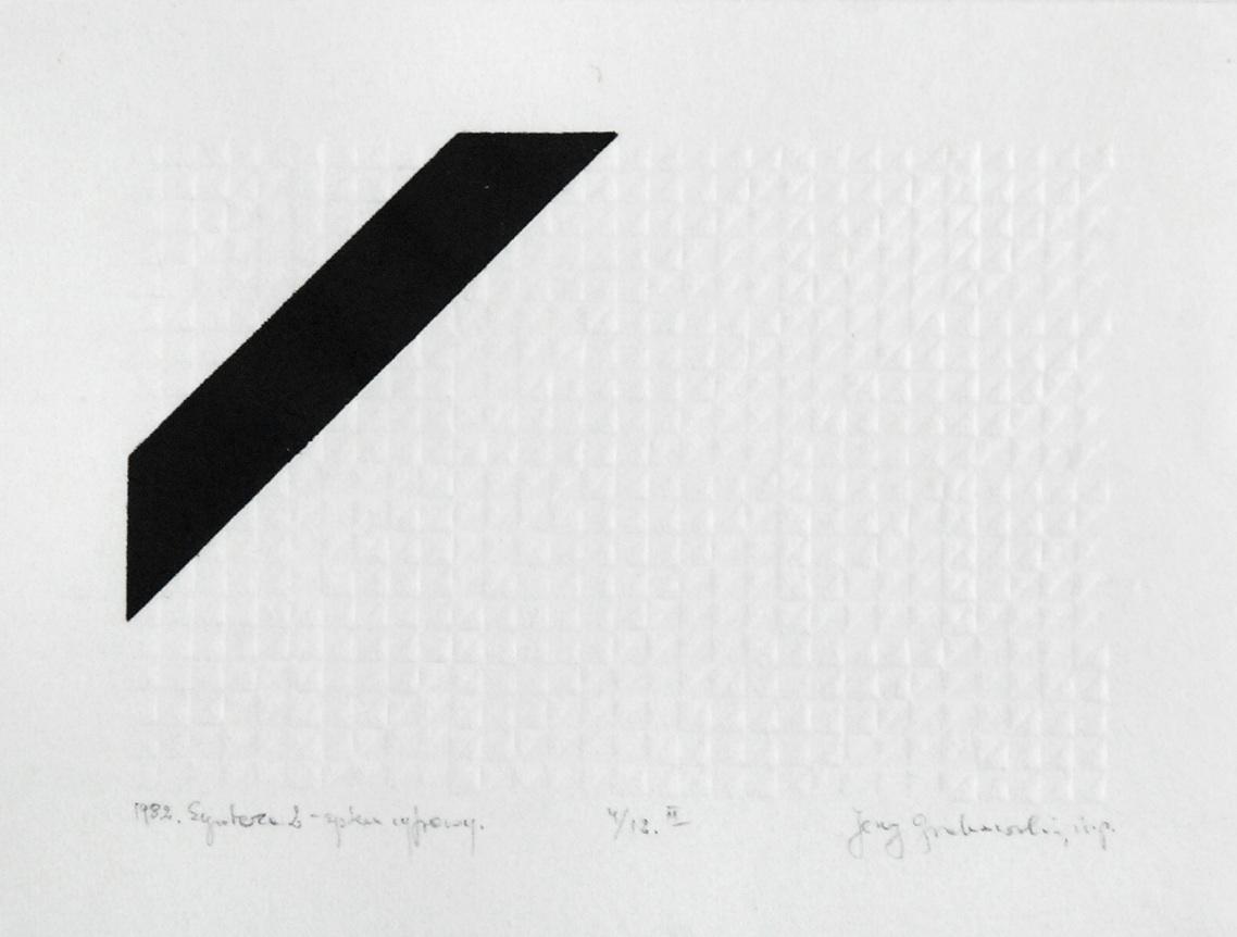 Synteza II - System cyfrowy, 1982
