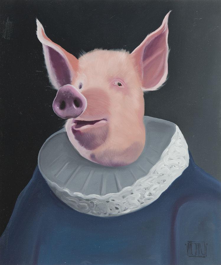 Baron Dirty Pig, 2016 r.