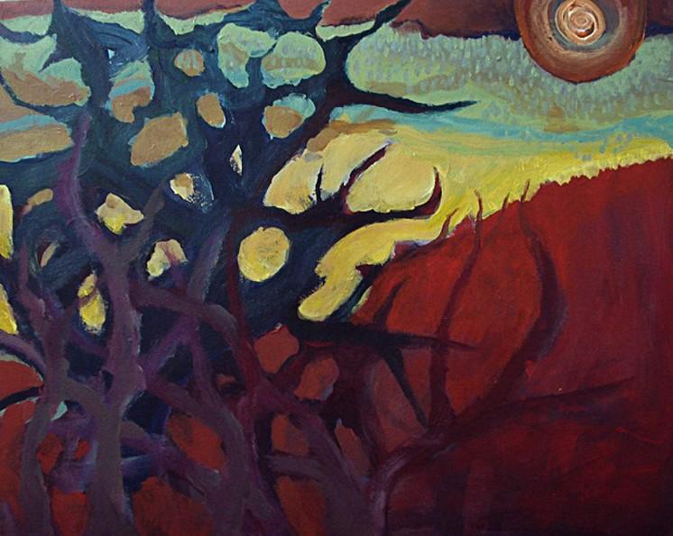 Drzewo (2008)
