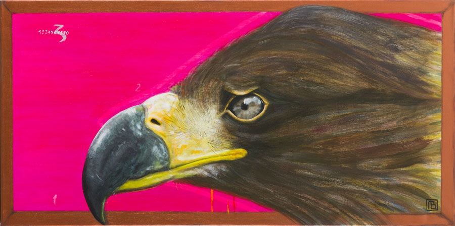 King of birds, 2016 r.