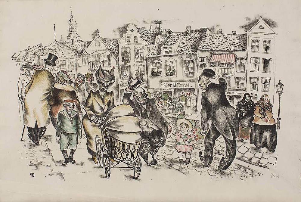 Niedziela, 1923-24