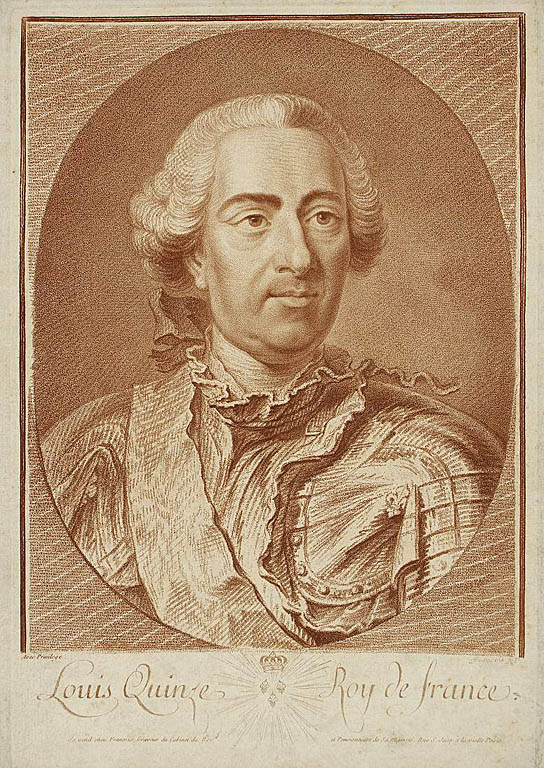 Ludwik XV, król Francji