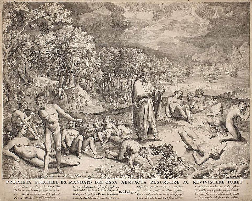 Proroctwo Ezechiela, 1606