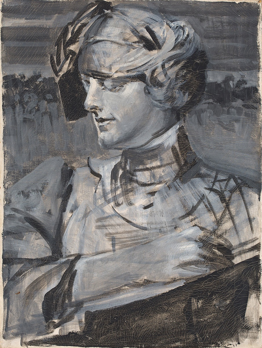 PORTRET KOBIETY, 1913