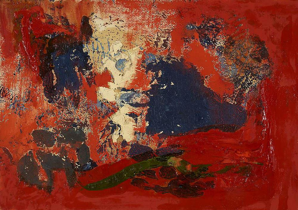 Kompozycja `AB16`, 1955