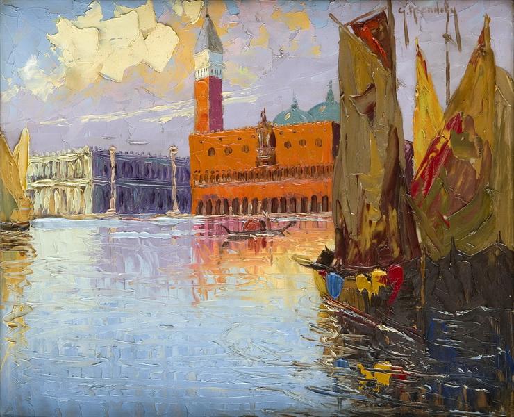 Widok z Wenecji
