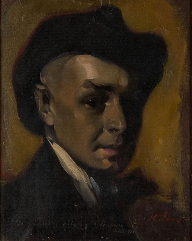 Autoportret, około 1926 r.