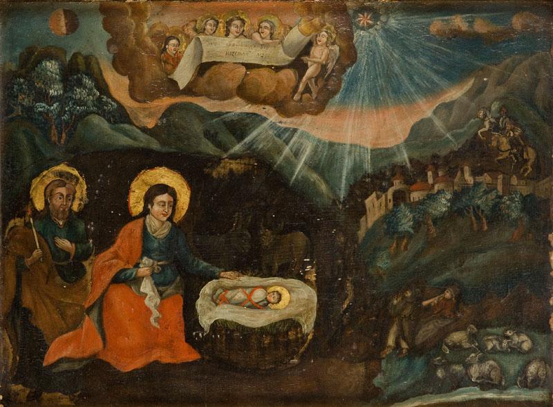 Boże Narodzenie, XIX/XX w. r.