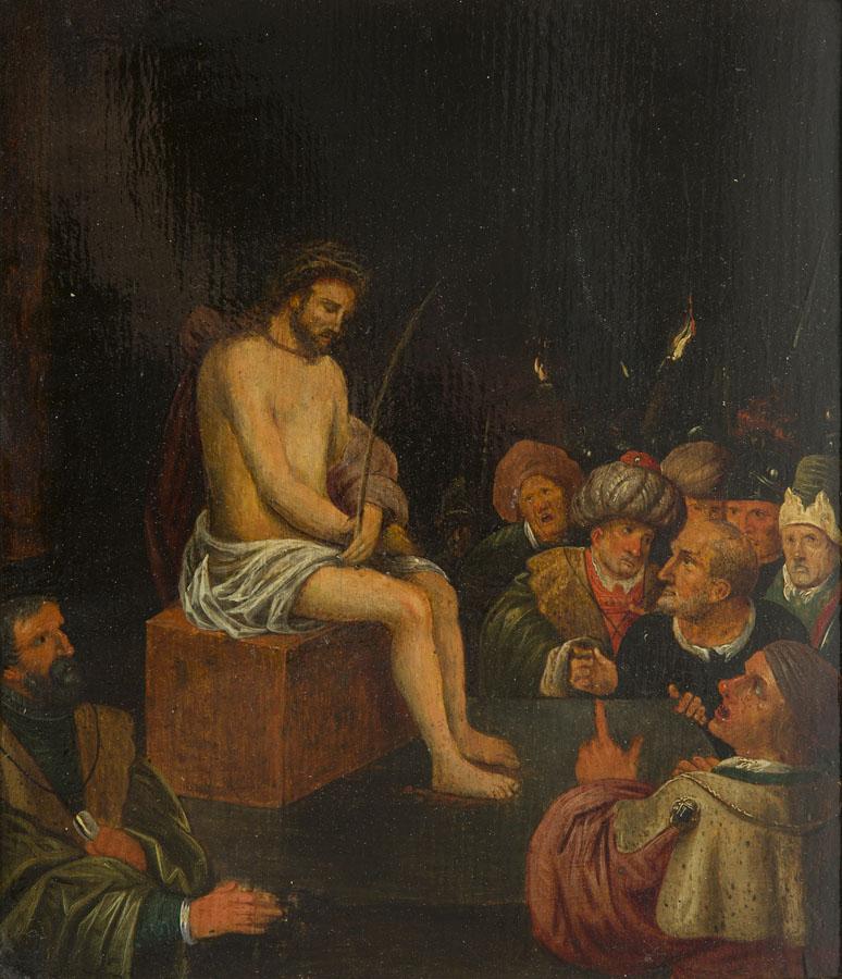 Wyszydzenie Chrystysa