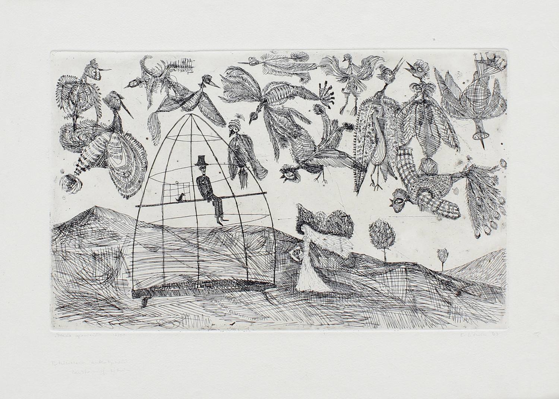 Ptasia opowieść, 1963 r.